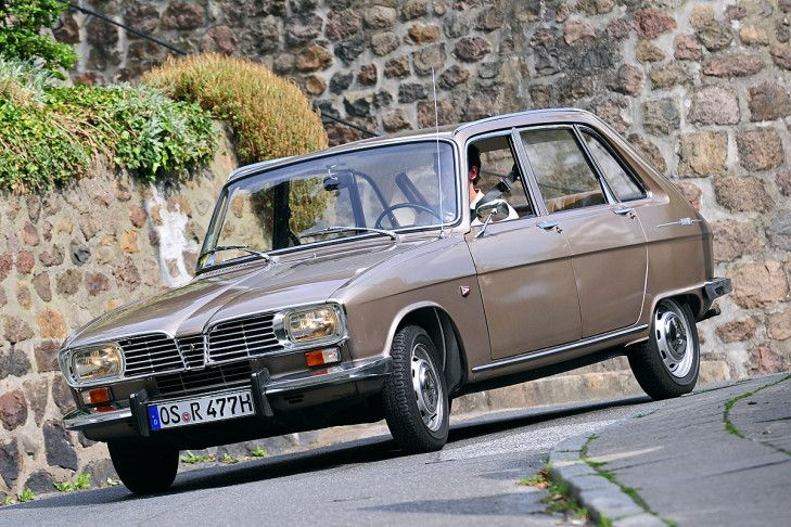 Photos Renault 16 classic test – Good old times :)