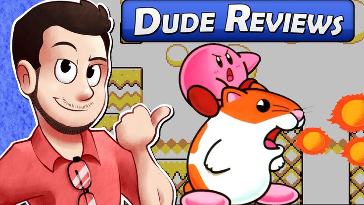 Kirby's Dream Land 2 - Dude Reviews