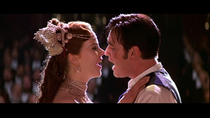 moulin rouge | Female Movie Characters Satine // Moulin Rouge