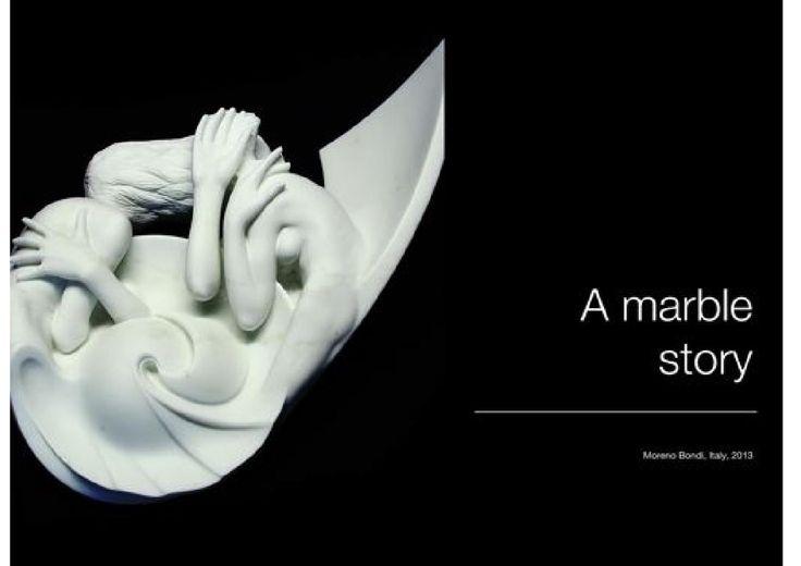 Storia di una scultura short book