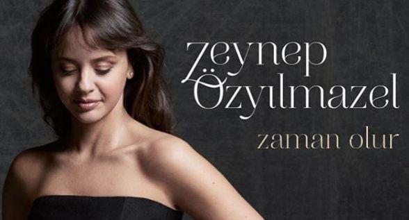 Zeynep Özyılmazel'in yeni şarkısı Zaman Olur Youtube'da yerini aldı. Tüm müzik marketlerde piyasaya sürelen Zaman Olur şarkısı Zeynep Özyılmazel'in ilk çıkardığı şarkıdır.
