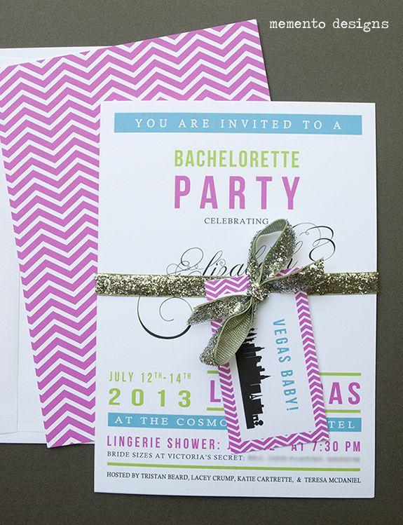 17 best images about Party Paper Goods – Las Vegas Party Invitations