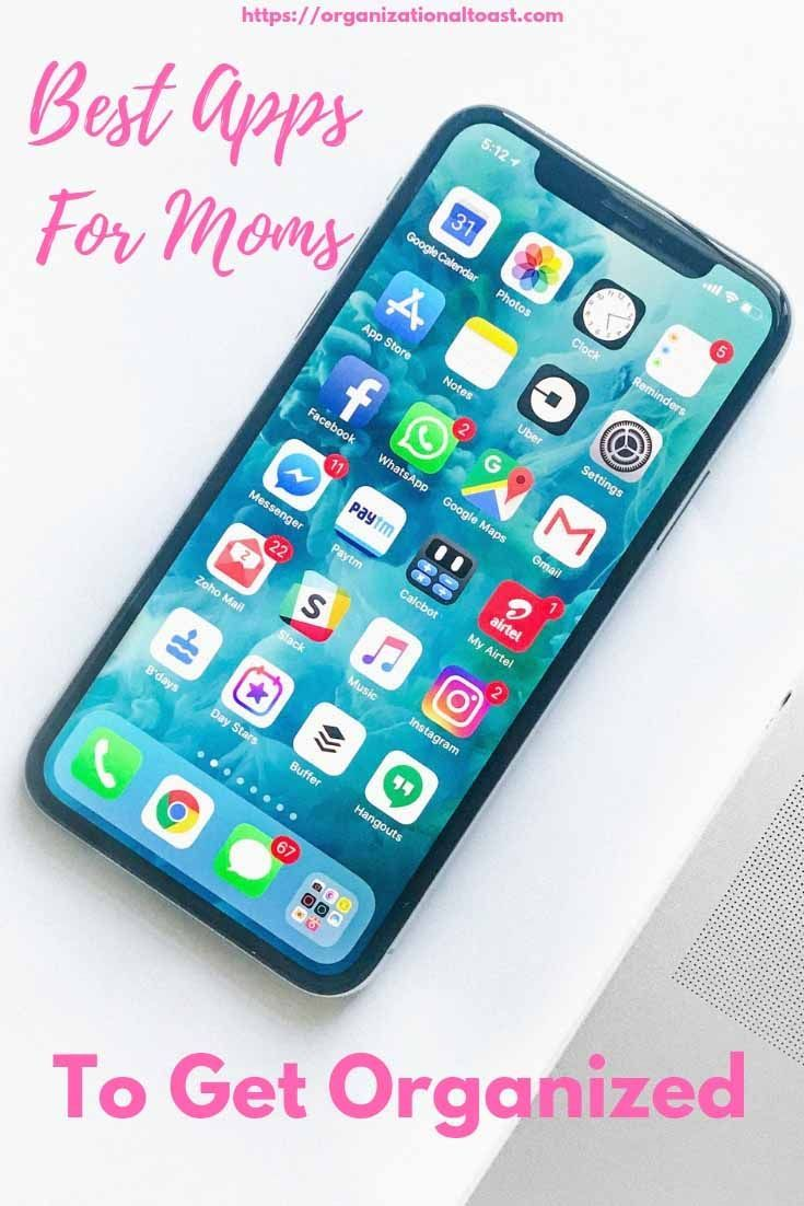 The 5 Best Apps That Will Get You Organized | Mom