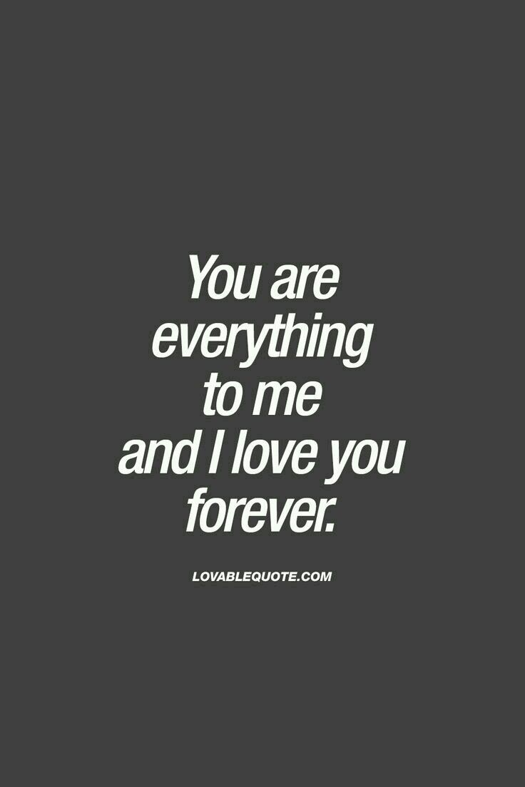 Pin By C F On Future Hubby Love You Forever Quotes Love