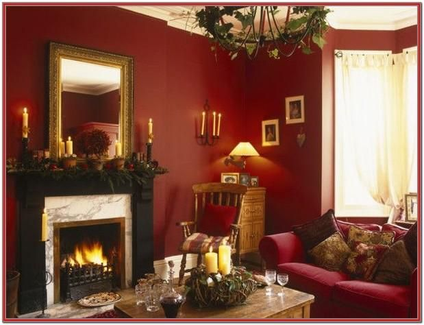 Maroon And Gold Living Room Decor Burgundy Living Room Living Room Red Gold Living Room