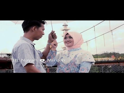 Prewedding Hj Nayah & Mirwin // Soppeng - YouTube
