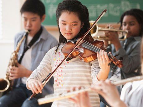 Blogger Heather Wolpert Gawron suggests ideas for bringing music into your language arts classroom such as using commercial jingles to teach persuasive writing techniques.