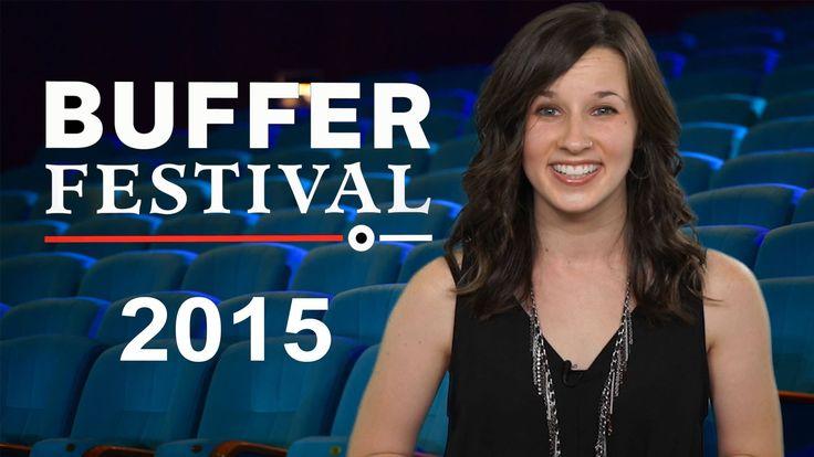 Buffer Festival 2015   What is New at Buffer Festival in Toronto