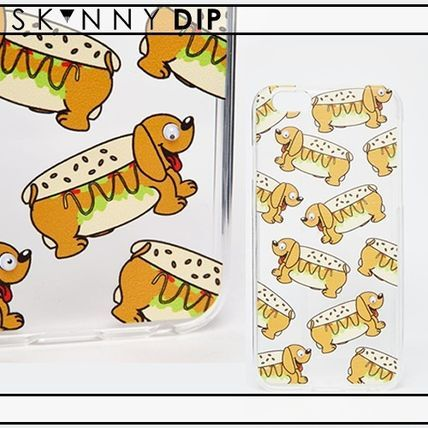 国内/送料込!SkinnyDip☆iPhone6/6s スマホケース