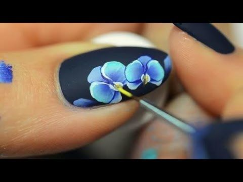 Animal Nail Art Vol.1 | Diseño de Uñas, Animales ♥ Дизайн Ногтей - Животные - YouTube