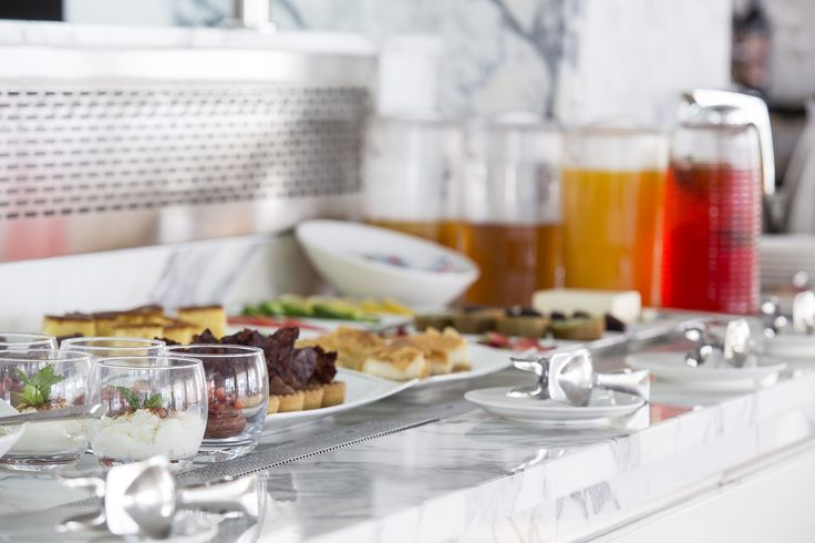 A hearty breakfast at #Patmos Aktis Suites & Spa