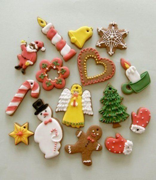 クリスマスやバレンタインにもおすすめ♡アイシングクッキーの作り方&画像集。 | ギャザリー(3ページ目)