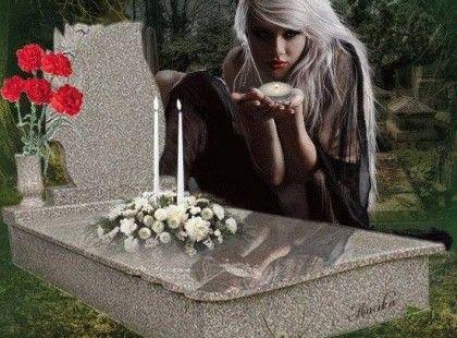 Az élet múlik, de akit szeretünk, Arra életünk végéig, könnyes szemmel emlékezünk. - MindenegybenBlog