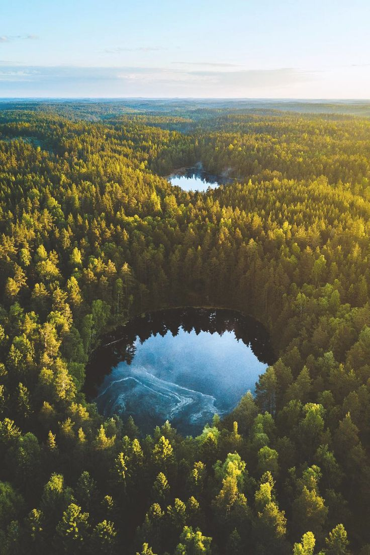 L〰Wanderlust Photography — lsleofskye: Nuuksio National Park|...