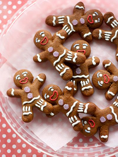 Voilà une occasion rêvée de dévorer Ti Biscuit.. à moins qu'il ne prenne vie à la fin de la cuisson ?