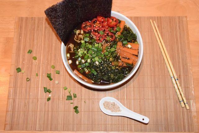 Plant Based Gathering: Vegan miso ramen