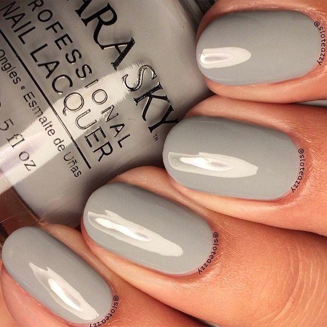 """#KiaraSky """"Styletto"""" beautifully swatched by the talented @sloteazzy. Color…"""