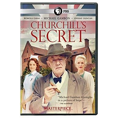 Michael Gambon & Charles Sturridge & Romola Garai-Masterpiece: Churchill's Secret