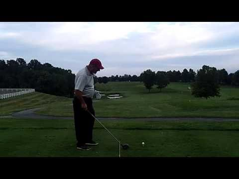 how to teach yourself a golf swing