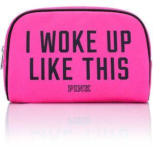 Victoria's Secret Fashion Show Large Makeup Bag             #Flawless