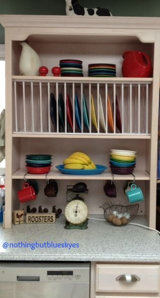Kitchen Cabinets For Plates 40 best dish racks images on pinterest | dish racks, plate racks