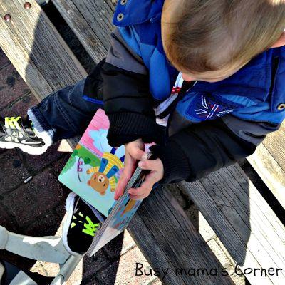 Busy mama's book review: Στη βόλτα , Στο Αγρόκτημα Εκδοσεις Μεταίχμιο.
