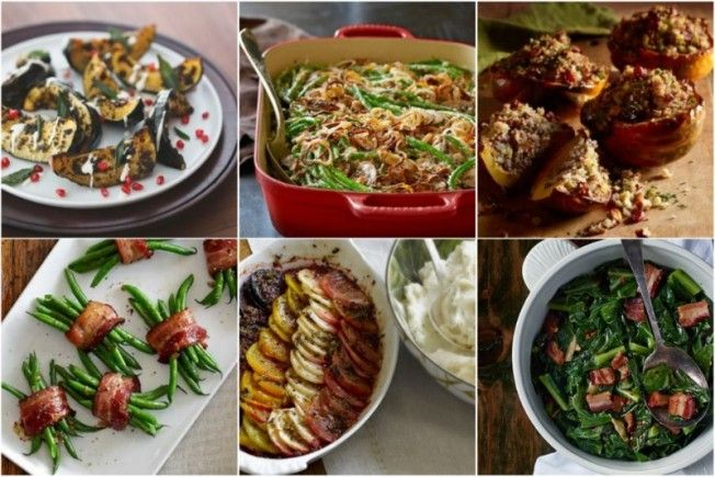 Recipe Roundup: Thanksgiving Vegetables & Sides