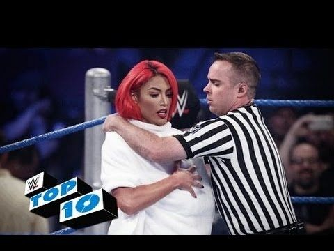 10 SHOCKING WWE Moments Kids Should NEVER WATCH