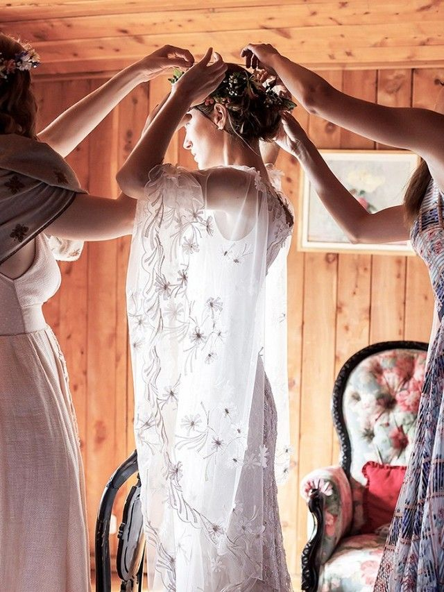 6 Things Every Vogue #Wedding Has in Common.Aside from being perfect.