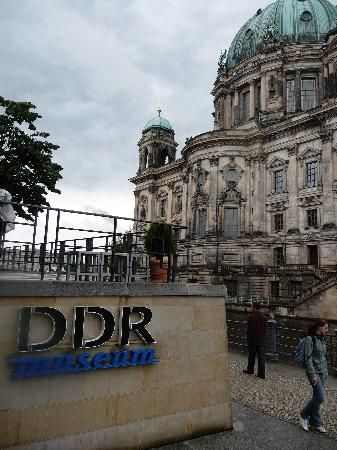 DDR Museum  Karl-Liebknecht-Str. 1, 10178 Berlin, Germany (Mitte) Ranked #77 of 419 attractions in Berlin  4.0 of 5 stars  Certificate of Excellence 2013  As one of the most interactive museums in the world, the DDR Museum presents life in the GDR and by doing so life in socialism. With more than 500,000 visitors each year it is one of Berlin's most visited museums and one of Germany's most visited time historical museums