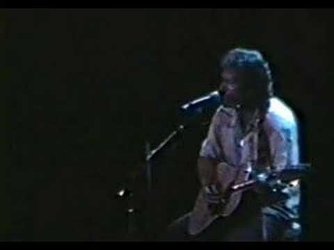 By request in the comments of one of the other Christc Benefit videos, here is another one.  This time it's My fathers House done solo acoustic with a 12 string and harmonica.    Not the best video from the show and some black parts. Specially during the spoken intro.    Also from the first of the two Christic Benefit shows in LA in november 1990..