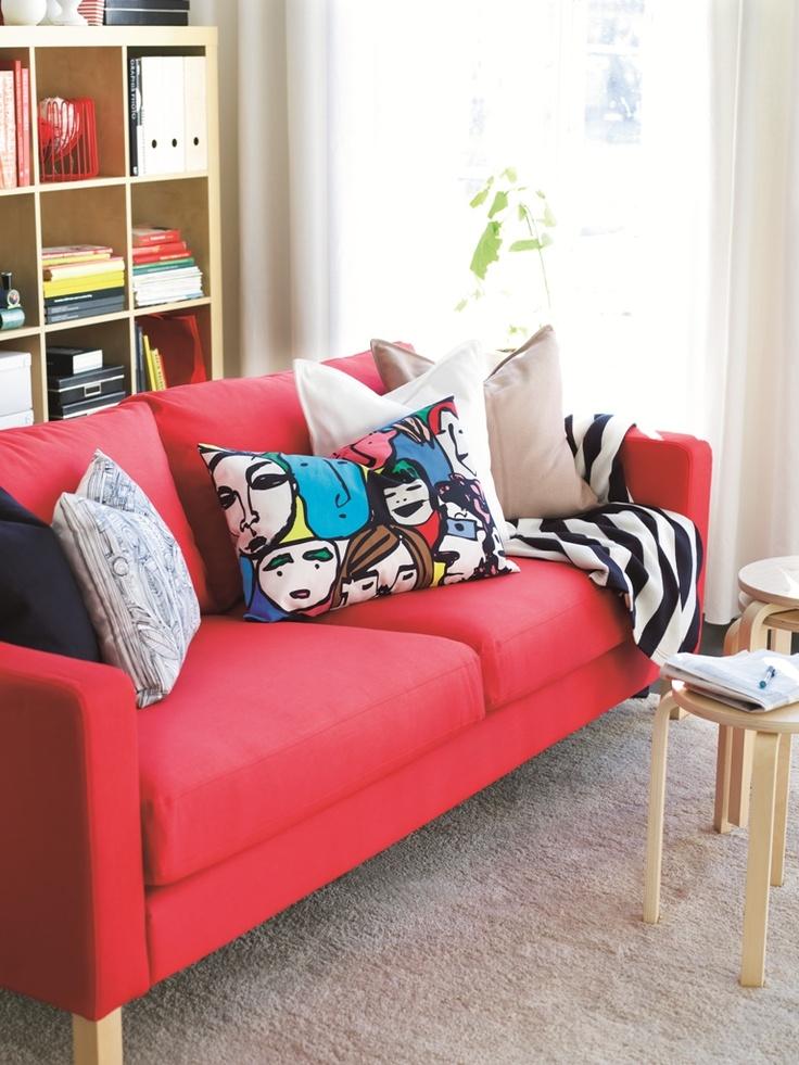 IKEA Oturma Odası: Oturma odanızı sıkıcılıktan kurtarın!
