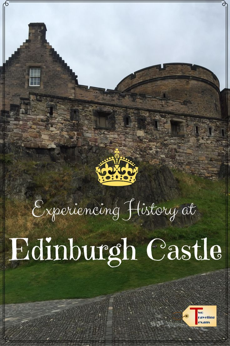 A travel blog about our visit to the historic Edinburgh Castle including seeing the crown jewels and other exhibits that should not be missed. via @2travelingtxns