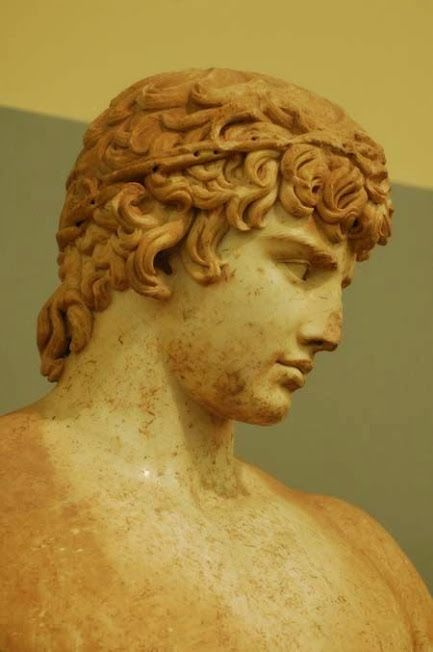 The Archaeological Site of Ancient Delphi (Δελφοί) - ANTINOUS 117-138 AC FOUND IN THE  TEMPLE OF APOLLO AT DELPHI, GREECEΣυλλογές - Google+