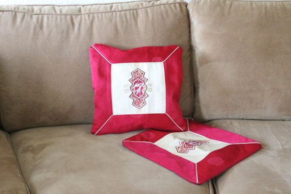 SALE:  25% OFF   Oriental Pillow Covers Square by ClockworkRummage