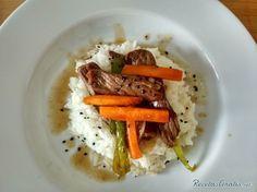 Ternera en salsa teriyaki #RecetasFáciles #RecetasdeCocina #Carne #MeatLovers #Ternera #Teriyaki