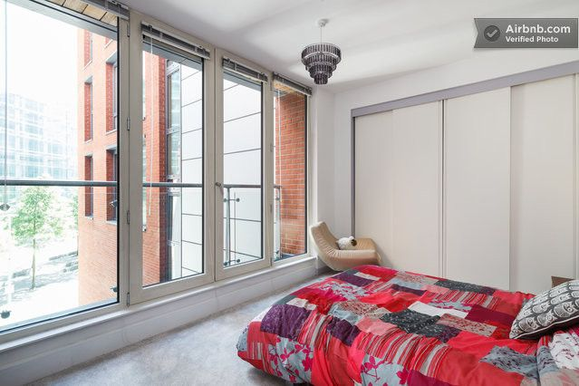 Luxury City Centre Apartments in Smithfield Gardens, Manchester