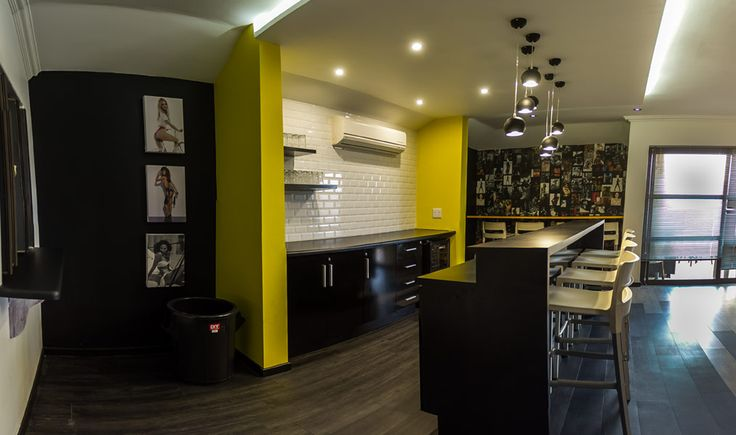 Pirelli Bar Area
