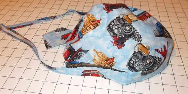 Here's the Free Pattern to Sew a Helmet Liner or Do Rag: Materials Needed to Sew Your Own Helmet Liner