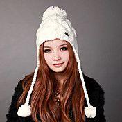 Deniso-1192 Fashion Strikk Winter Ear Flap Ha... – NOK kr. 160