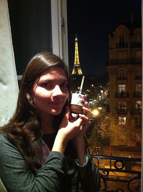 Nutella & París