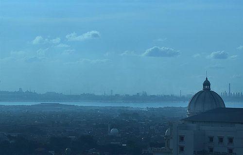 Sheraton Surabaya Hotel  Towers—Breathtaking Vistas Over the City