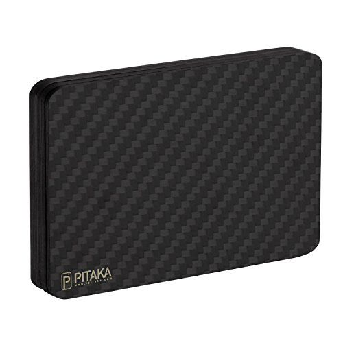 PITAKA Modular Magnetic Luxury Carbon Wallet Customizable with Lifetime Warranty Modular Magnetic Customizable Lifetime Warranty is ranked high among the highest selling products online in Luggage  category in Canada. Click below to see its Availability and Price in YOUR country.