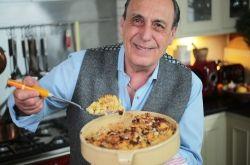 Baked Cheese & Ham Pasta | Gennaro Contaldo