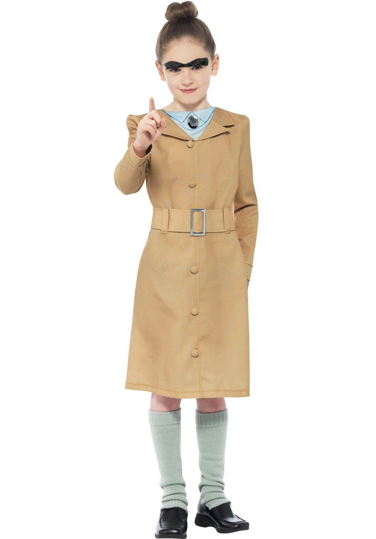 Miss Trunchbull Roald Dahl Costume for Children - Children Fantasy Costumes at Escapade™ UK - Escapade Fancy Dress on Twitter: @Escapade_UK