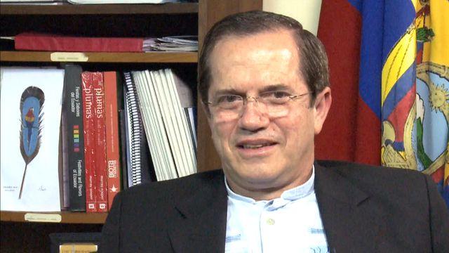 Ecuadorean Foreign Minister on Latin American Resistance to NSA Spying & the Castro-Chávez Legacy | Democracy Now!