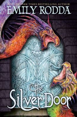 Amazing Book Cover.....The Silver Door by Emily Rodda