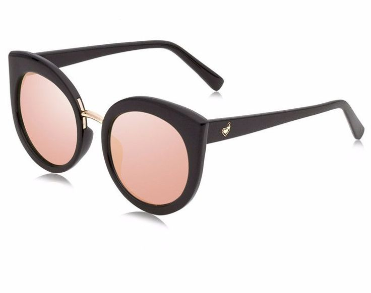 60's Style Cat Eye Women's Sunglasses