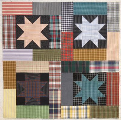 Image result for quilts with plaid fabric