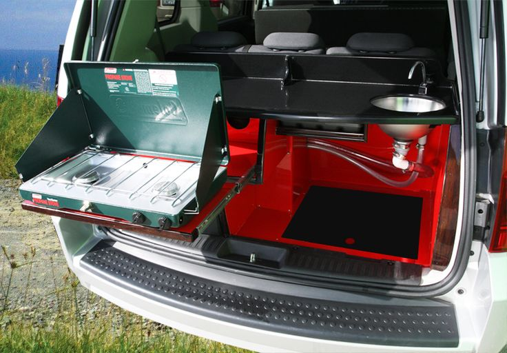 Dodge Caravan Turned Into A Campervan Inspo Van